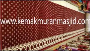 087877691539 distributor resmi karpet masjid import di Kampung Tengah, Jakarta Timur